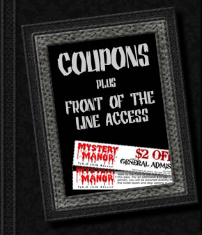 Money Saving Mystery Manor Coupons
